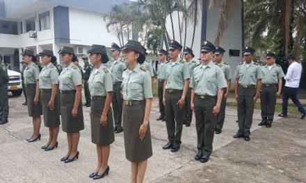 En 27 nuevos patrulleros aumentó del pie de fuerza de la Policía Nacional en Casanare.