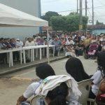 Secretaría de Educación responde hoy a peticiones de la comunidad en la Institución Rafael Uribe Uribe de Pore.