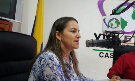 """#EnAudio """"Rector de la I.E. Rafael Uribe Uribe, solicitó contratación de cinco docentes, y ya se le nombraron dos"""" Secretaria de Educación Dptal."""