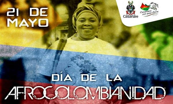 Casanare se une al Día Nacional de la Afrocolombianidad.