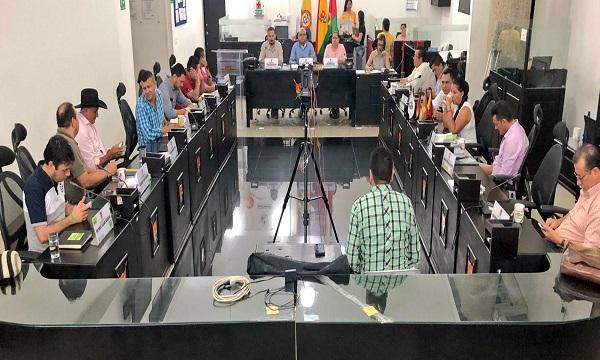 Covioriente no asistió a control político en el Concejo de Yopal.