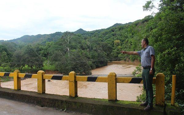 Gobernación inicia estudios y diseños para rehabilitación de la vía La Yopalosa – Nunchía.