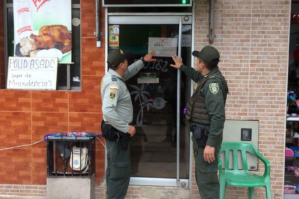 Policía de turismo realizó control a establecimientos de alojamiento y hospedaje en Trinidad.