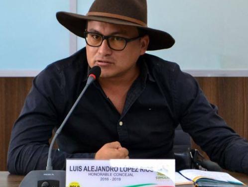 Luis Alejandro Lopez es el mejor concejal de Paz de Ariporo, según la elección del pueblo
