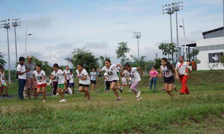 Talentos del atletismo de seis departamentos estarán en Yopal.