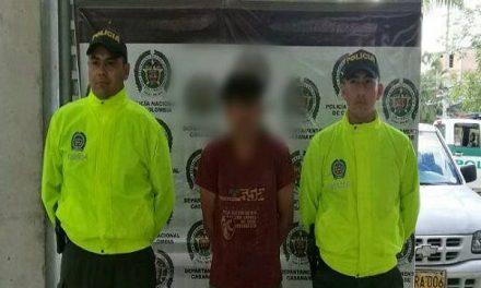 Capturaron en Villanueva a sujeto que ha abusado sexualmente de seis niños pero no lo mandan a la cárcel.