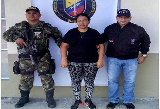 Gaula y CTI arrestaron a extorsionista ibaguereña en Casanare.