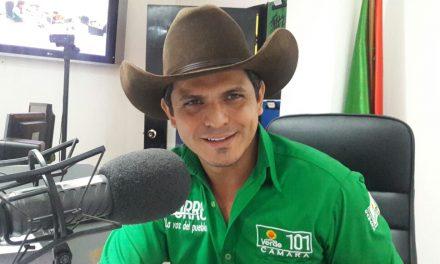 #EnAudio Consejo de Estado admitió demanda de nulidad electoral interpuesta contra Cesar Ortiz Zorro por su elección a la Cámara de Representantes