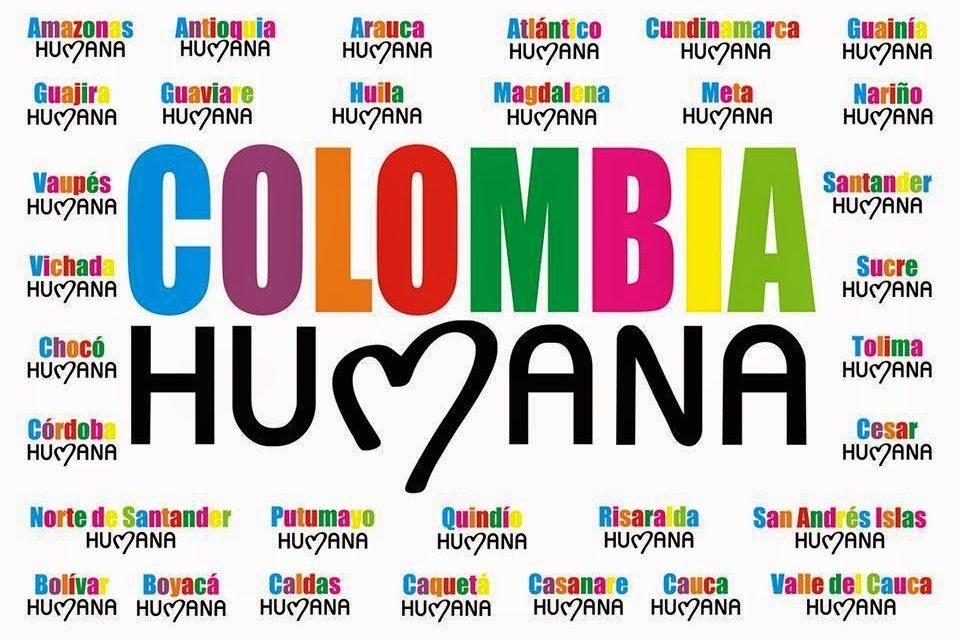 Logo de Colombia Humana no aparecerá en Tarjetón, Registraduría culpa a funcionaria de ocultar la información.