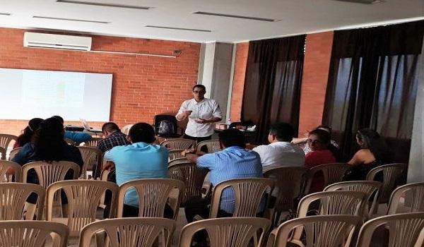 Encuentros zonales para convivencia escolar en el proyecto educativo institucional.