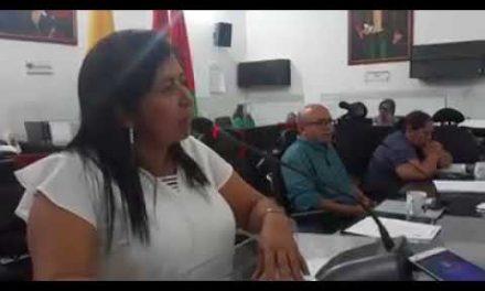 """#EnAudio """"Solo a finales de mayo la I. E. Manuela Beltrán denunció la presencia en la institución del hijo de una docente que es acusado de tocamientos abusivos a niñas, ante la Secretaria de Educación"""" Gloria Flórez."""
