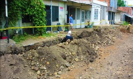 Iniciaron obras de pavimento rígido para seis barrios de la Comuna 5 de Yopal.