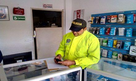 En negocios de reparación y venta de Yopal estarían vendiendo celulares robados.