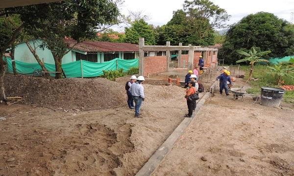 Gobernación de Casanare culminará colegio que inició construcción hace siete años en Tauramena.