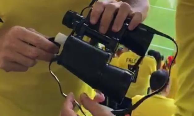 Avianca despide a hombre que ingresó licor ilegal a estadio en Rusia