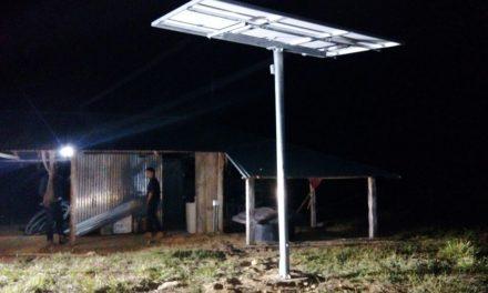 Culminó instalación de Plantas Solares en Paz de Ariporo
