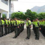 Dispositivos policiales de seguridad listos para las elecciones del fin de semana, así lo anunció el coronel José Luis Ramírez, Comandante de Policía en Casanare