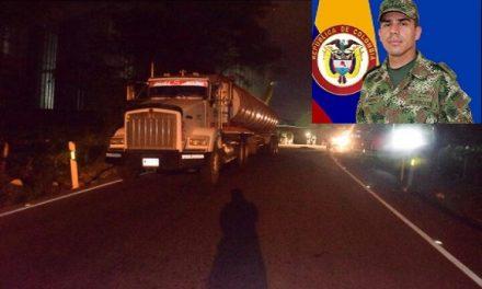 Soldado profesional perdió la vida en accidente de tránsito ocurrido en El Charte.