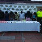 """Desarticulado """"Los Fénix"""" grupo delincuencial dedicado al tráfico de estupefacientes en Yopal."""