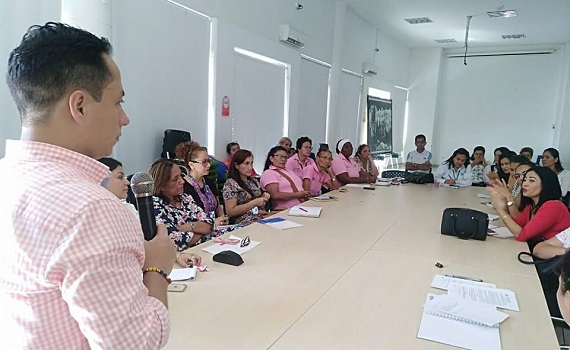 Amplían Consejo Consultivo de Mujeres de Yopal a otros segmentos de población.