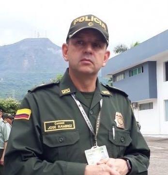 #EnAudio Coronel José Luis Ramírez Hinestroza entrega balance de seguridad del fin de semana
