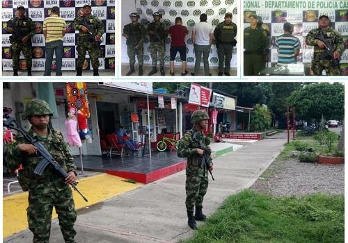 Ejército Nacional cumplió a los casanareños en elecciones.
