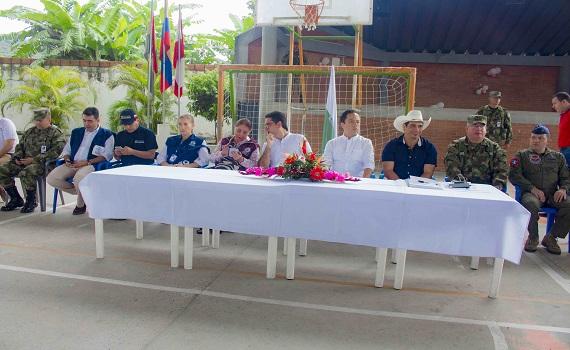 Reporte de normalidad en el proceso electoral en Casanare.