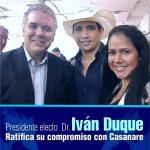 """#EnAudio """"Gobernador Josué Alirio Barrera espera gestionar 2 billones de pesos con el electo Presidente de la república Iván Duque"""""""
