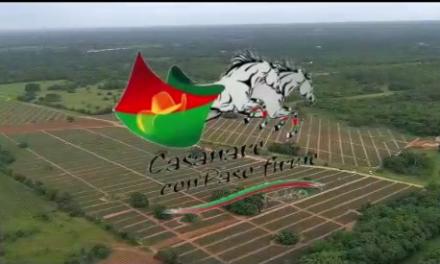 Gracias gobernador por fortalecer a los campesinos del Casanare