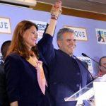Fórmula ganadora: Iván Duque y Martha Lucía Ramírez