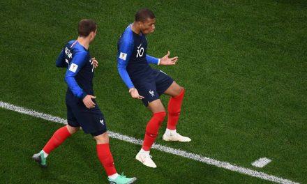 Mbappé ya es historia en Francia; Perú, eliminada
