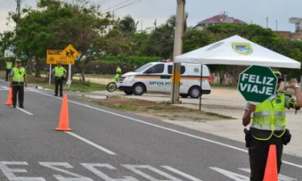 #EnAudio Balance de seguridad positivo durante el puente festivo, reportó el Comandante de Policía del departamento, Coronel José Luis Ramirez