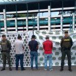 El Ejército recuperó en Yopal 15 reses y capturó tres personas por este hecho.