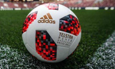 Telstar Mechta, el nuevo balón para la fase eliminatoria de la Copa Mundial de la FIFA