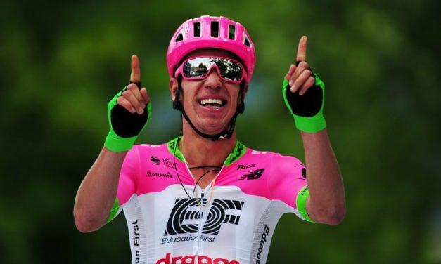 Rigoberto Urán será el líder del equipo EF para el Tour de Francia