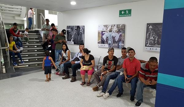 En total, 4.378 venezolanos fueron censados en Casanare.