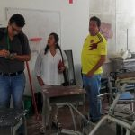 Alcaldía de Yopal adelanta visita de revisión de infraestructura a colegios rurales.