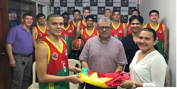 Casanare presente en el Campeonato Nacional Interligas de Baloncesto U17.
