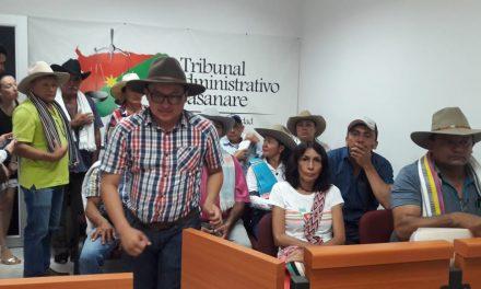 Tribunal Administrativo y pazdeariporeños, esperan que el 28 de agosto, Claro, Movistar, Avantel y Tigo, dé soluciones para mejorar la comunicación vía celular.