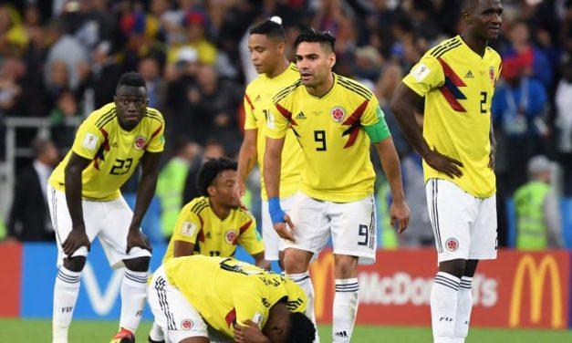 Colombia: adiós al Mundial de Rusia con honor y sin gloria