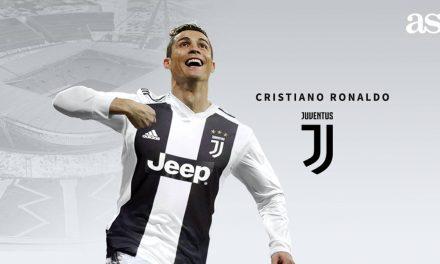 Oficial: Cristiano deja el Real Madrid y ficha por la Juve