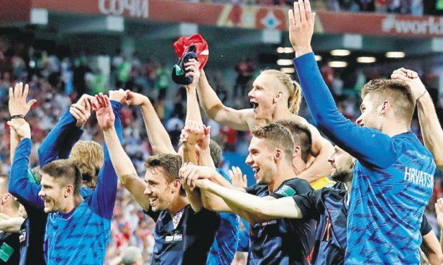 Croacia, de sufrir la guerra a soñar con la final del Mundial