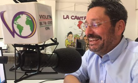 #EnAudio Qué va a pasar con las 10 curules del partido de las Farc? Explica el ex vicepresidente de la República Francisco Santos