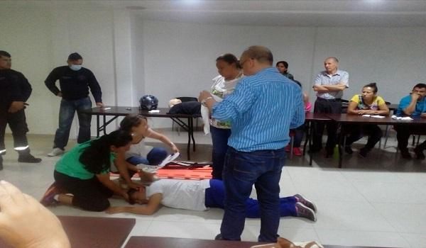 Alcaldía de Yopal realiza jornadas de sensibilización sobre prevención de riesgos en colegios.