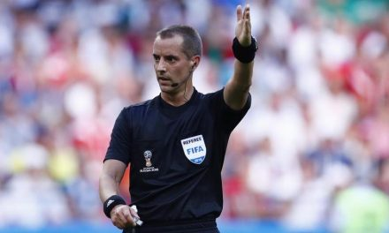 El cuestionado árbitro Mark Geiger podría pitar la final en el Mundial