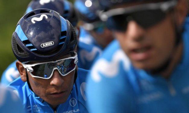 Nairo Quintana, sin margen de error en el Tour de Francia