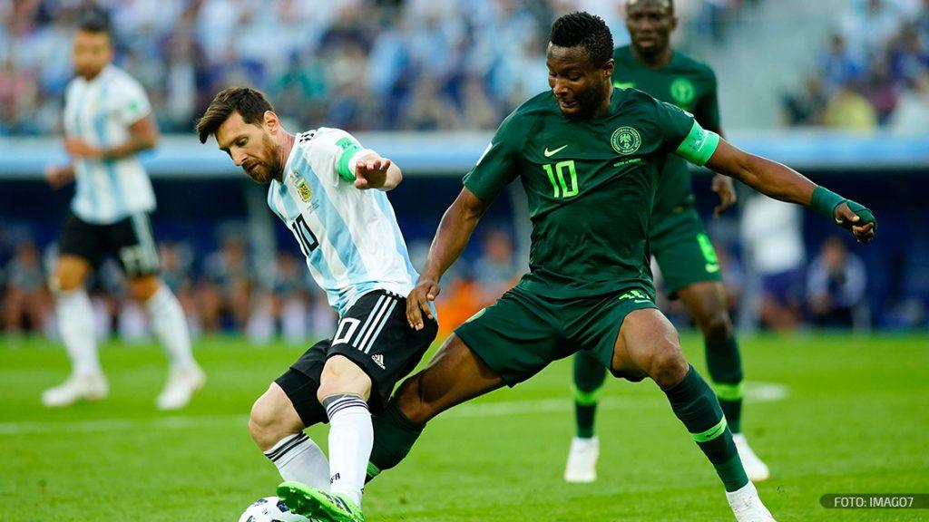 Obi Mikel disputó el Mundial mientras su padre estaba secuestrado
