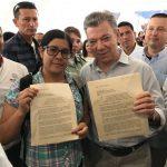 #EnAudio La historia de cómo un campesino de 78 años de Paz de Ariporo le hizo llegar una carta al presidente Juan Manuel Santos